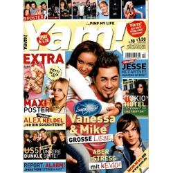 Yam! Nr.10 / 1 März 2006 - DSDS Vanessa und Mike
