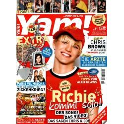 Yam! Nr.11 / 8 März 2006 - Richie kommt solo!