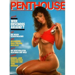 Penthouse Nr.3 / März 1985 - Brittany