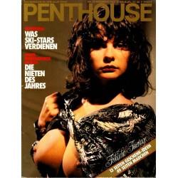 Penthouse Nr.12 / Dezember 1989 - Donna Ewin