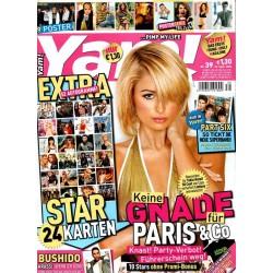 Yam! Nr.39 / 20 September 2006 - Paris Hilton