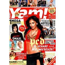 Yam! Nr.8 / 15 Februar 2006 - Pussycat Dolls