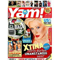 Yam! Nr.27 / 28 Juni 2006 - Xtina unanständig