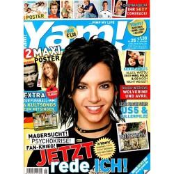 Yam! Nr.25 / 13 Juni 2006 - Bill Kaulitz