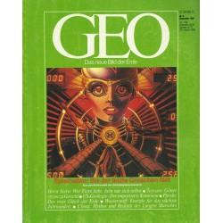 Geo Nr. 9 / September 1986 - Spielhallen, bis der letzte Groschen fällt