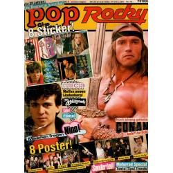 pop Rocky Nr.6 / März 1984 - Conan kehrt zurück