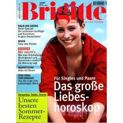 Brigitte Heft 14 / 27 Juni 2001 - Liebeshoroskop