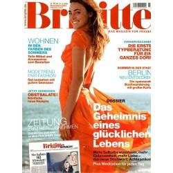 Brigitte Heft 14 / 21 Juni 2006 - Glückliches Leben