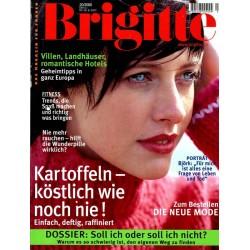 Brigitte Heft 20 / 20 September 2000 - Die neue Mode