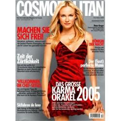 Cosmopolitan 12/Dezember 2004 - Diane Kruger