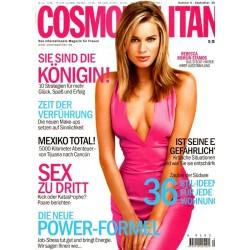Cosmopolitan 9/September 2001 - Rebecca Romijn Stamos