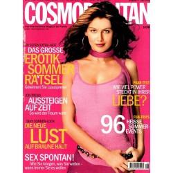 Cosmopolitan 6/Juni 2001 - Laetitia Casta