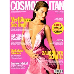 Cosmopolitan 5/Mai 2004 - Gisele Bündchen