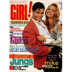 Bravo Girl Nr.27 / 16 Dezember 1992 - Mode