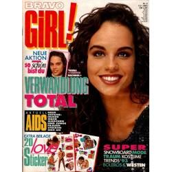 Bravo Girl Nr.2 / 13 Januar 1993 - Verwandlung total