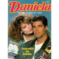 Daniela Nr.105 / 1991 - Feuerwerk der Gefühle