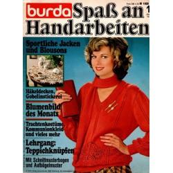 burda Spaß an Handarbeiten 1/Januar 1979 - Blousons