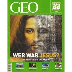 Geo Nr. 1 / Januar 2004 - Wer war Jesus?