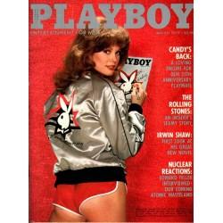 Playboy USA Nr.8 / August 1979 - Candy Loving
