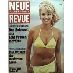 Neue Revue Nr.17 / 23 April 1967 - Solvey Stübing