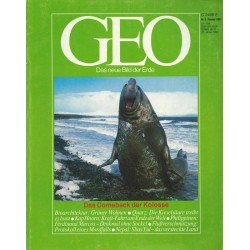 Geo Nr. 2 / Februar 1985 - Das Comeback der Kolosse