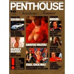 Penthouse Nr.4 / April 1990 - Jubiläums-Nummer
