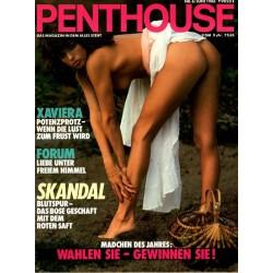 Penthouse Nr.6 / Juni 1986 - Charlie Dean
