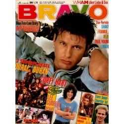 BRAVO Nr.6 / 31 Januar 1985 - Corey Hart
