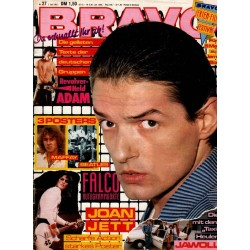 BRAVO Nr.27 / 1 Juli 1982 - Falco