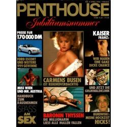 Penthouse Nr.4 / April 1986 - Jubiläumsnummer