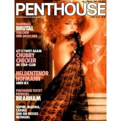 Penthouse Nr.3 / März 1986 - Carina