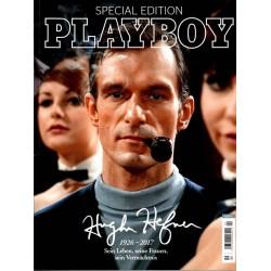 Special Edition Playboy - 4/2017 - Hugh Hefner