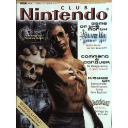 Nintendo Club August - Ausgabe 4/1999 - Shadow Man