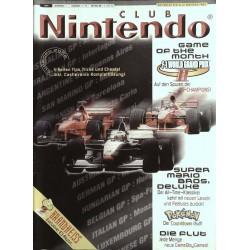 Nintendo Club Juni - Ausgabe 3/1999 - F1 World Grand Prix