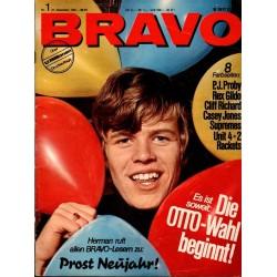 BRAVO Nr.1 / 27 Dezember 1965 - Herman