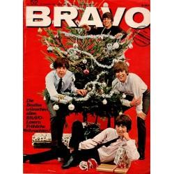 BRAVO Nr.52 / 20 Dezember 1965 - Die Beatles