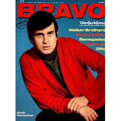 BRAVO Nr.51 / 13 Dezember 1965 - Drafi Deutscher