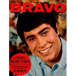 BRAVO Nr.50 / 6 Dezember 1965 - Roy Black