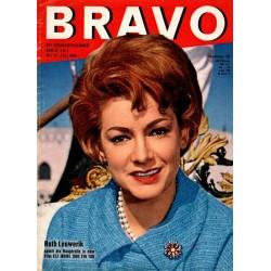 BRAVO Nr.29 / 16 Juli 1963 - Ruth Leuwerik