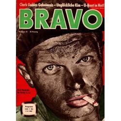 BRAVO Nr.36 / 27 August 1957 - Hardy Krüger
