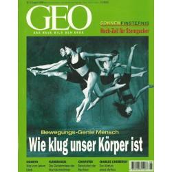 Geo Nr. 8  / August 1999 - Wie Klug unser Körper ist