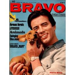 BRAVO Nr.46 / 8 November 1965 - Pierre Brice