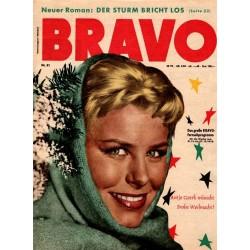 BRAVO Nr.51 / 16 Dezember 1958 - Antje Geerk