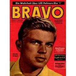 BRAVO Nr.8 / 17 Februar 1959 - Hardy Krüger
