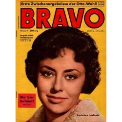 BRAVO Nr.7 / 10 Februar 1959 - Caterina Valente