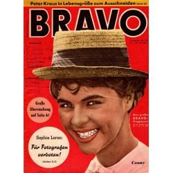 BRAVO Nr.30 / 21 Juli 1959 - Conny Froboess