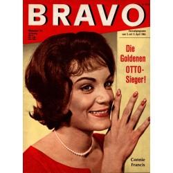 BRAVO Nr.14 / 31 März 1964 - Connie Francis
