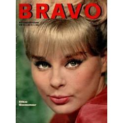 BRAVO Nr.25 / 18 Juni 1963 - Elke Sommer