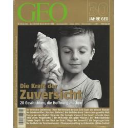 Geo Nr. 10 / Oktober 2006 - Die Kraft der Zuversicht / 30 Jahre GEO