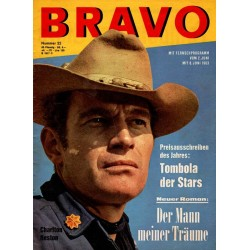 BRAVO Nr.22 / 28 Mai 1963 - Charlton Heston